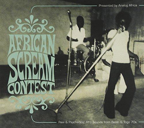African scream contest levyn kansi