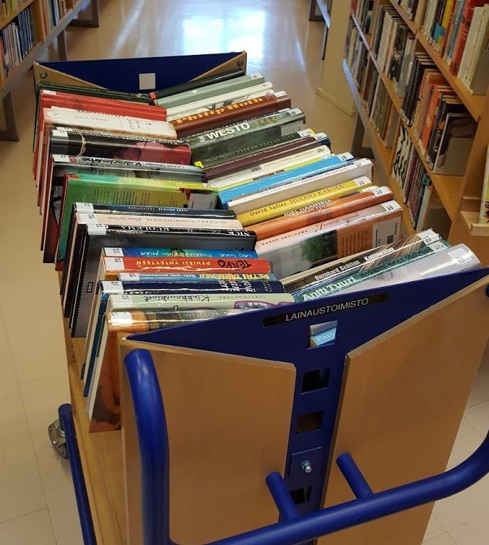 Kirjojen kellutus
